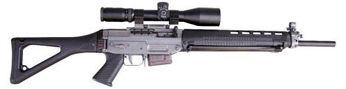 SG 550 Zivil Match Kempf .223Rem.