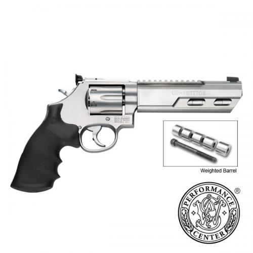 Smith & Wesson 686 Competitor 357 Mag./38Spl.