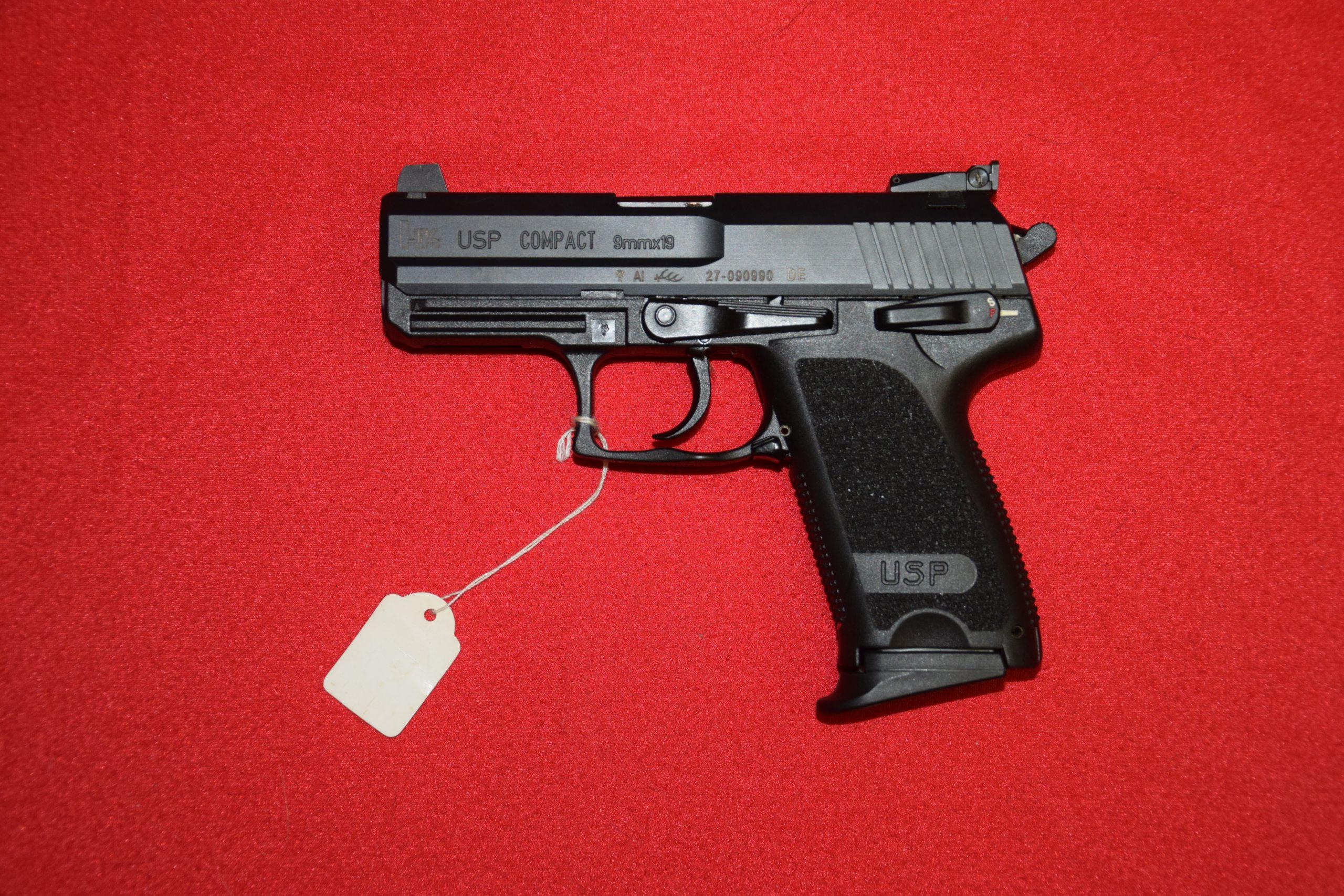H&K USP Compact / 9mm Para
