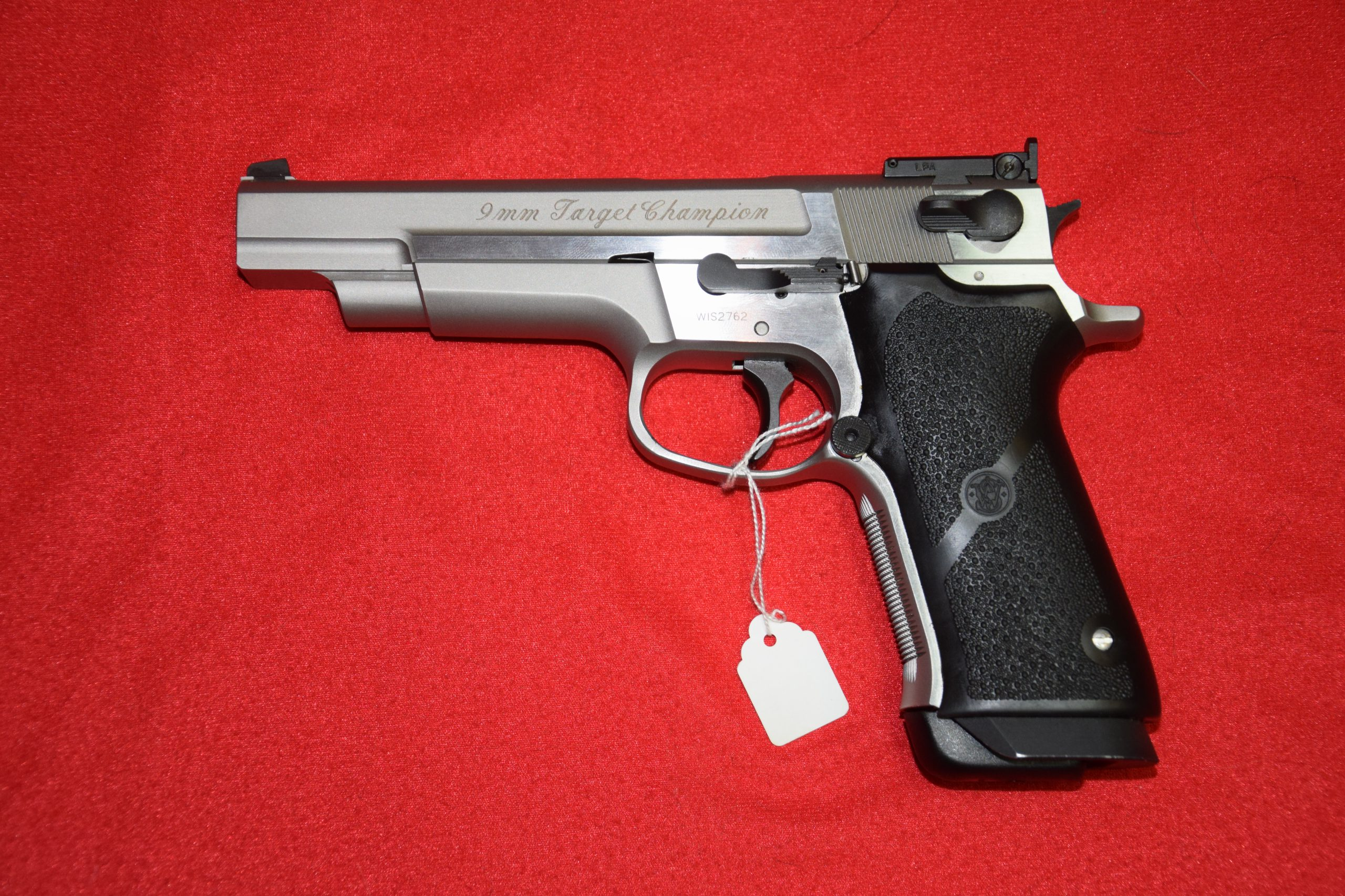 Smith&Wesson Target Champion / 9mm Para
